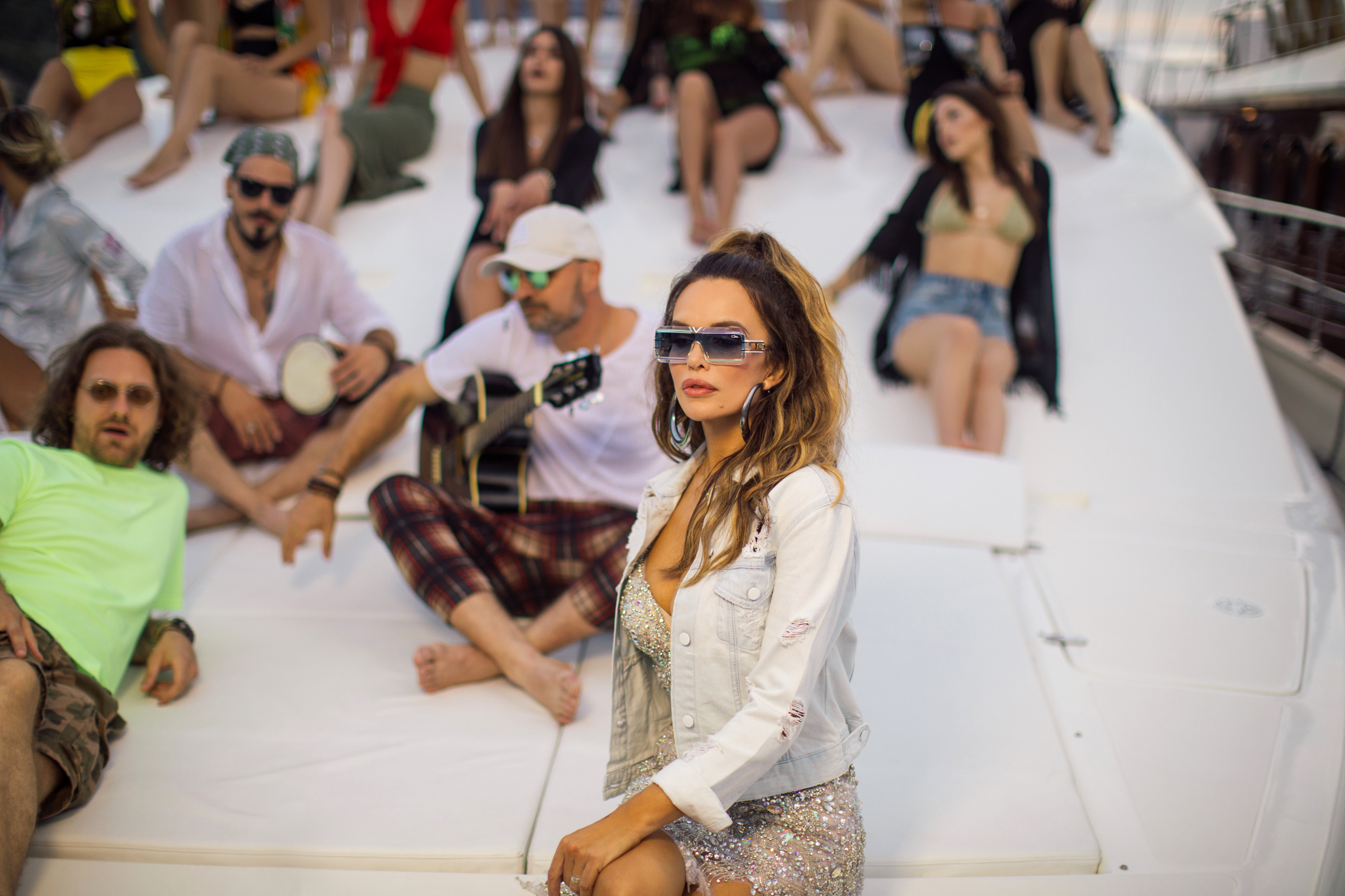 SEVERINA AND MILIGRAM PUBLISH THE VIDEOSPOT FOR THE NEW SINGL